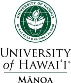 UH Manoa stacked logo