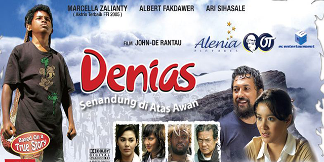 denias denias senandung di atas awan the center for southeast asian studies
