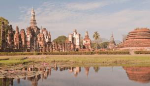 Sukhothai-Thailand