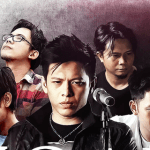 The Indonesian band formally known as Peterpan reunited in 2012 under the new name NOAH with similar rock pop hits.