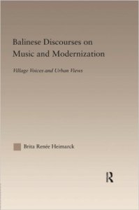 Bali Discourses Music Modernization 199x300 - Balinese Music & Performance
