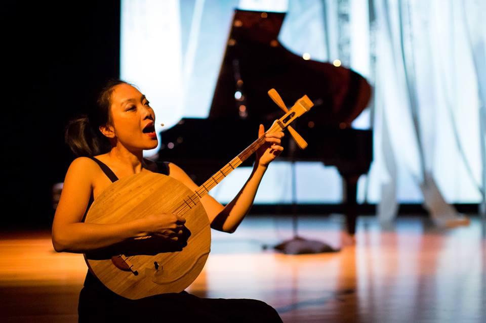 jenshyu - Performance: Solo Rites, Seven Breaths