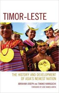 Timor Leste History and Development - Timor-Leste_History and Development