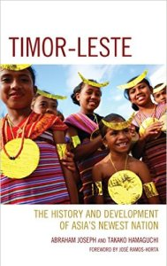 Timor Leste History and Development 189x300 - New Releases on Timor-Leste