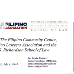 Mia Castro PR 7 7 16rv 0 640x320 - Law School Talk: Human Trafficking