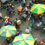 Phnom Penh traffic