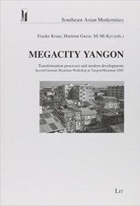 Megacity Yangon 204x300 - The City of Yangon
