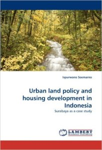Urban Land Policy Surabaya  205x300 - Spotlight on Surabaya, Indonesia