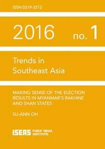 Election Results Myanmar 212x300 - New Releases on Myanmar from ISEAS