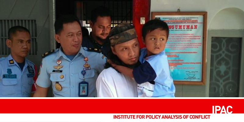 IPAC Report 49: Recent and Planned releases of Indonesian Extremists