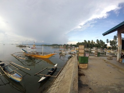 Small Fishing Vessels, Quezon, Palawan