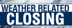 CSEMS Office Closed Due to Inclement Weather: Thursday, November 15, 2018