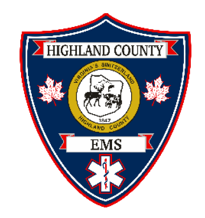 Employment Opportunities: The Highland County Department of EMS – Intermediate/Paramedic, Advanced EMT, & EMT (FT)