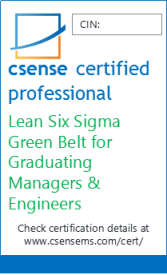 CSense Certified Professional - Certification