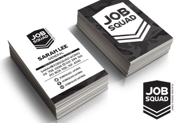 jobsquad business cards