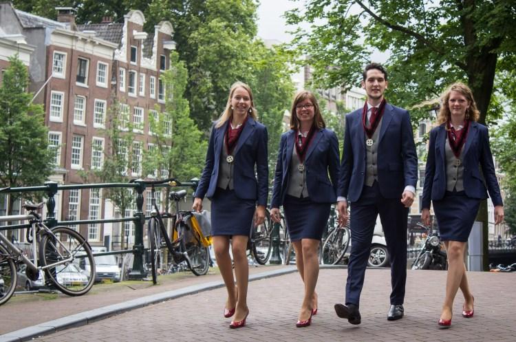Senatus van den Heuvel C.S.F.R. Amsterdam 2016-2017