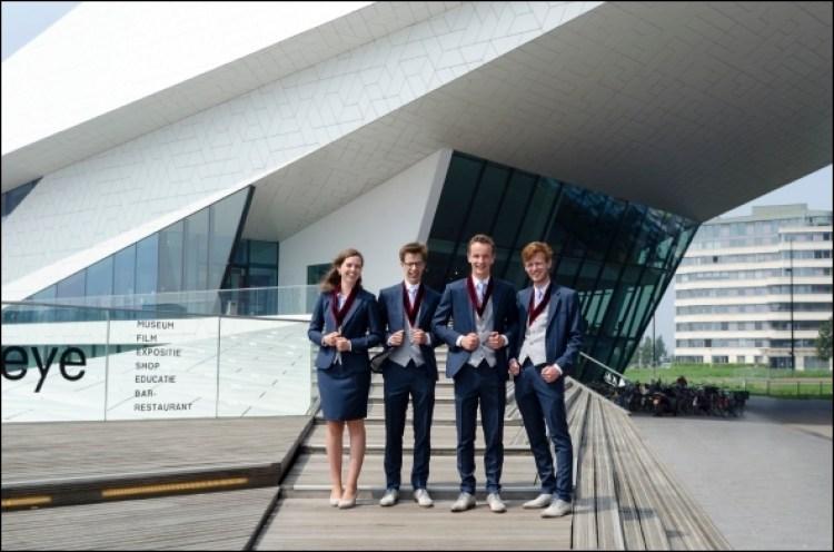 Senatus van der Linde C.S.F.R. Amsterdam 2017-2018