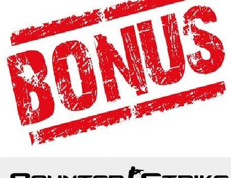 CS GO Bonuses and Free Bets