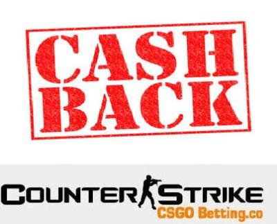 Cash Back CS GO Bonus Offers
