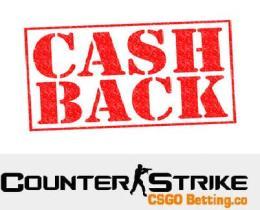 Cash Back CS GO Bonus Offers