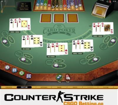 CS GO Casino Games