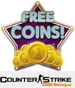 Free CS GO Coins