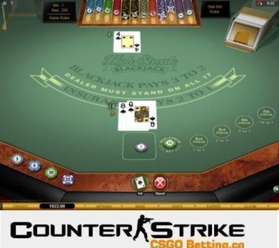 CS GO High Streak Blackjack Games