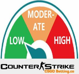 Low Risk CS GO Bets