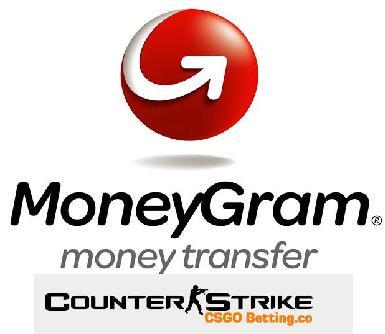 Money Gram CS GO Deposits