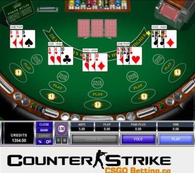 CS GO Poker Games