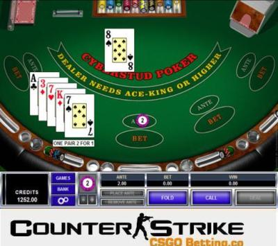 CS GO Casino Table Games