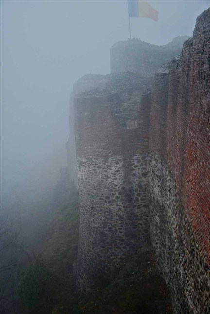 Poenari Fortress - where the legends began