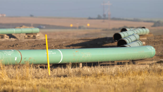 Oil Pipeline - Grand Forks Herald