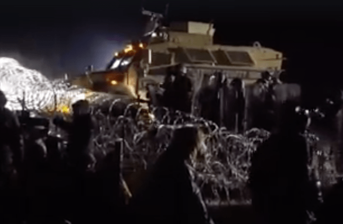 front-lines-at-standing-rock-video-footage