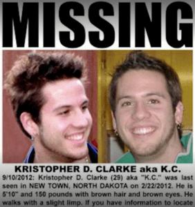 Image result for KRISTOPHER D. CLARKE