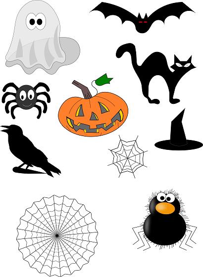 Illustrazioni Per Halloween Con Inkscape Csi Multimedia