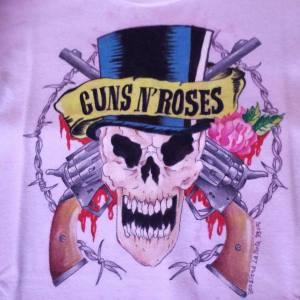 maglietta Guns'n'Roses