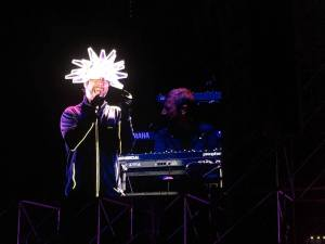 Jamiroquai durante Corner of The Earth