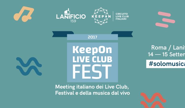 KeepOn 2017