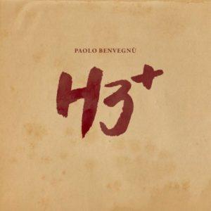 H3+ - Paolo Benvegnù (copertina)