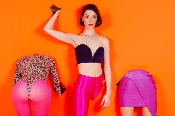 St.Vincent - Masseduction