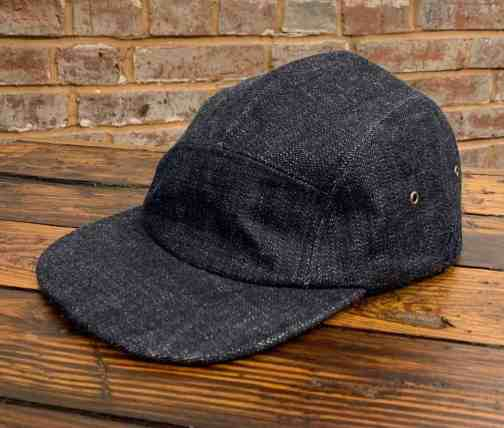Naked and Famous Selvedge Classic Cap.