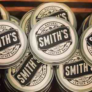 Smith's Leather Balm 1 Oz. Tin