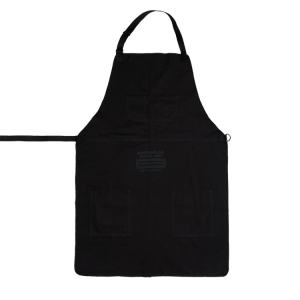 Knife and Flag Black Classic Apron