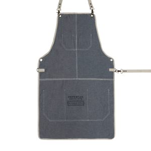Knife and Flag Denim Core Apron