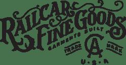 Railcar Fine Goods Logo