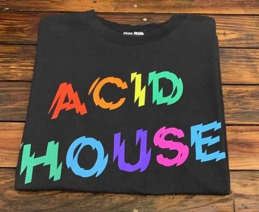 Skim Milk Acid House T-shirt