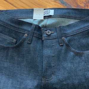 Naked & Famous Denim Weird Guy Green Core Selvedge Jeans