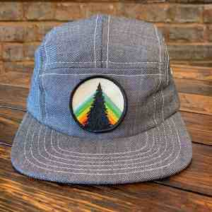 Flipside Hats Adrian Eco Camp Cap