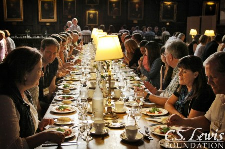 Keble Dining 2